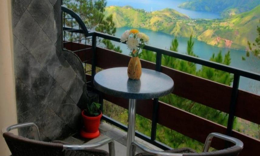 Taman Simalem Resort Danau Toba Merek - Balkon