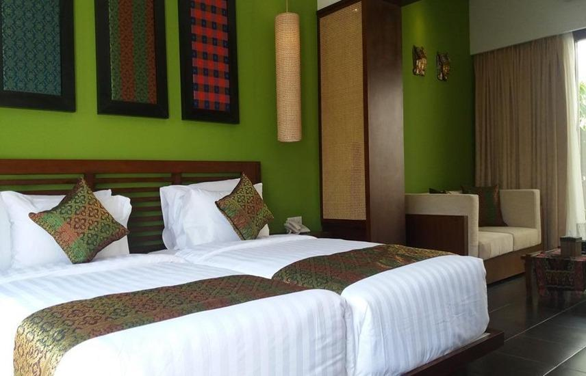 La LEELA Jimbaran Bali - Kamar