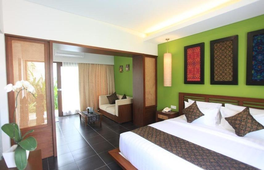 La LEELA Jimbaran Bali - Two Bedroom Villa with Private Pool Room Only Regular Plan