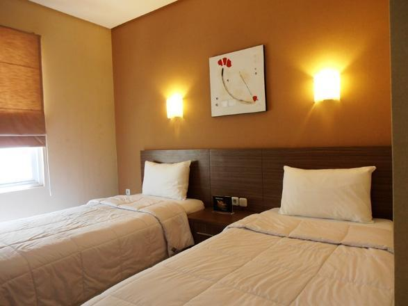 Tirta Mansion Tangerang - London Room Regular Plan