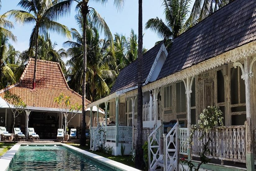 Palmeto Village Lombok - Kolam Renang