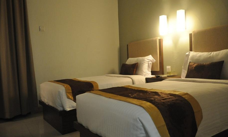 Cheers Residential Jakarta - Deluxe Tempat Tidur Twin