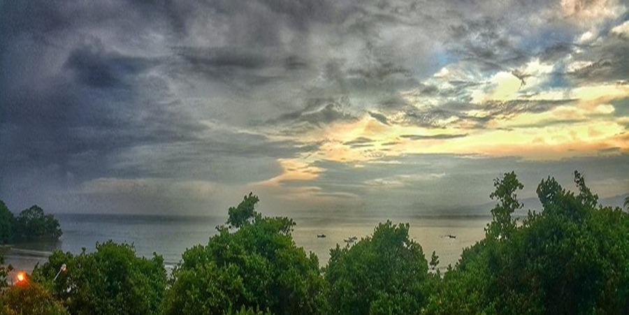 Horison Palma Pangandaran - Sekeliling