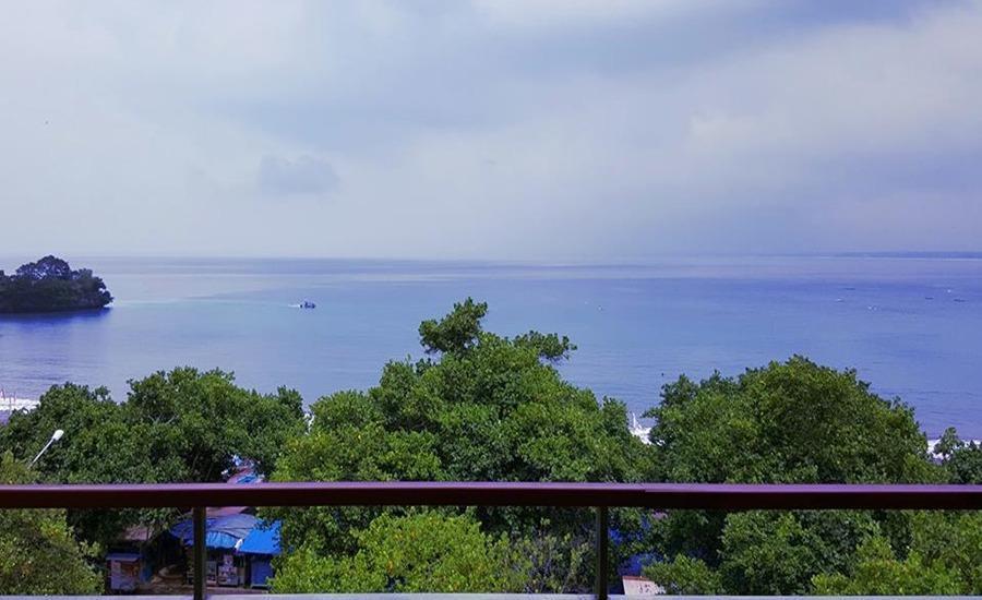 Horison Palma Pangandaran - Atap