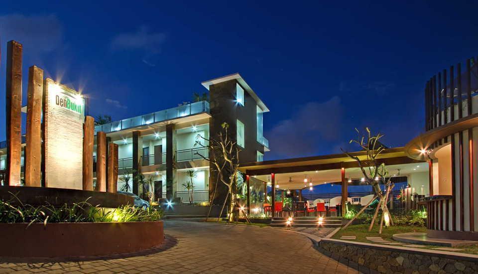 Den Bukit Suites Jimbaran - Tampilan Luar