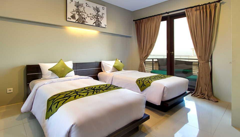 Den Bukit Suites Jimbaran - Two Bedroom Private Pool Villa Last Minutes Discount 65%
