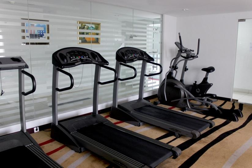 Royal Jelita Hotel Banjarmasin - Fitness Centre