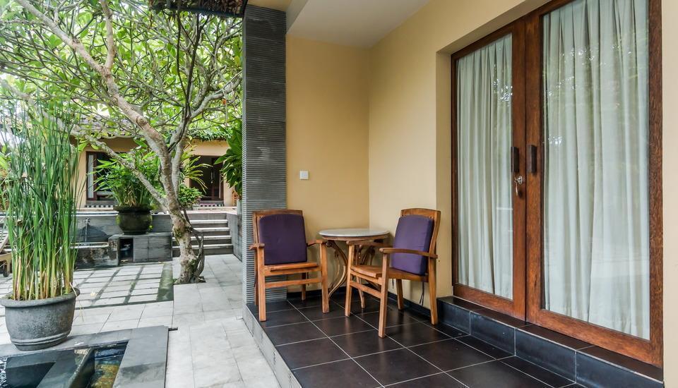 ZenRooms Ubud Jalan Andong Bali - Teras