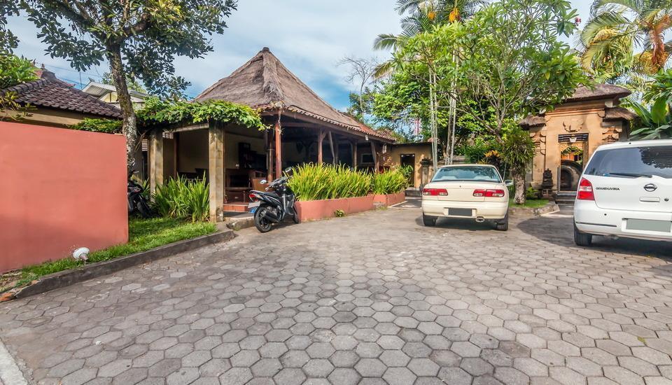 ZenRooms Ubud Jalan Andong Bali - Eksterior