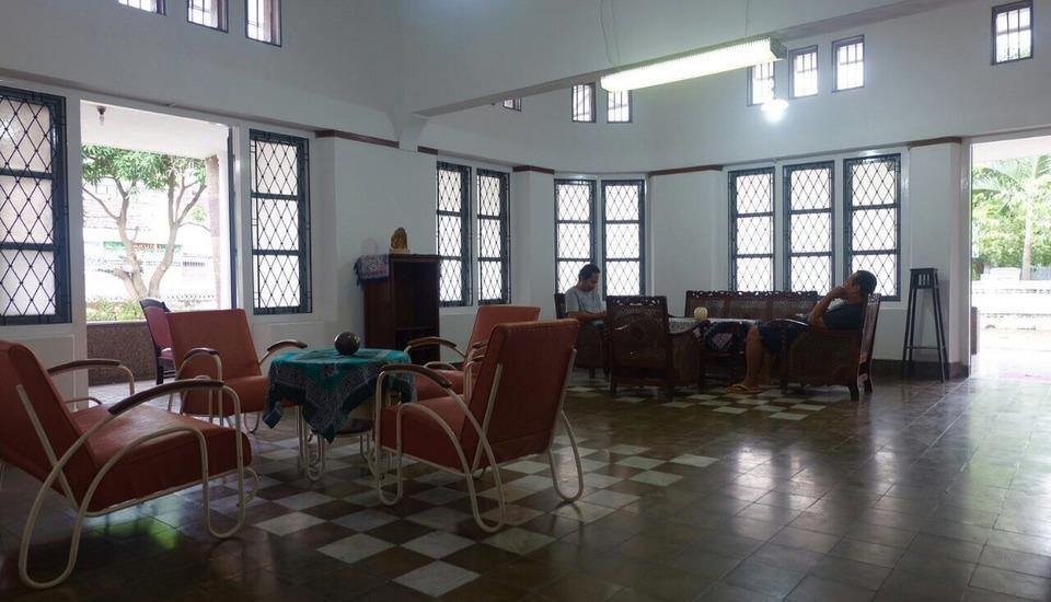 Ndalem Suwarno Yogyakarta - Interior