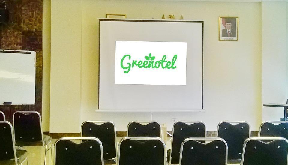 Greenotel  Cilegon  - Ruang Rapat
