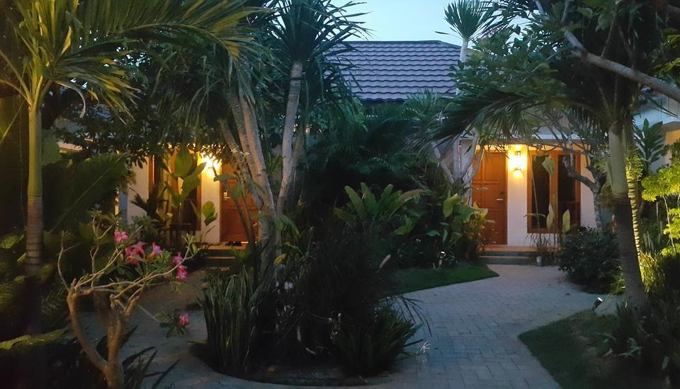 Kampoeng Nelayan Hotel Palu - Taman