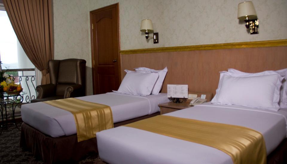 Yasmin Puncak Hotel Cipanas - Executive Deluxe Twin