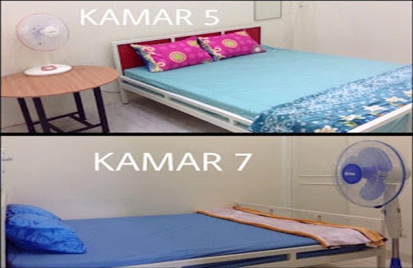 Sulfat Homestay Syariah Bumbing - Kamar