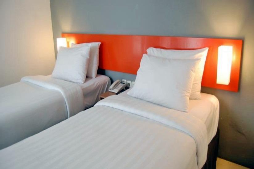 City One Hotel Semarang - Kamar