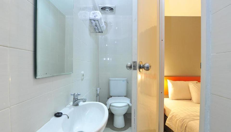 City One Hotel Semarang - Kamar mandi