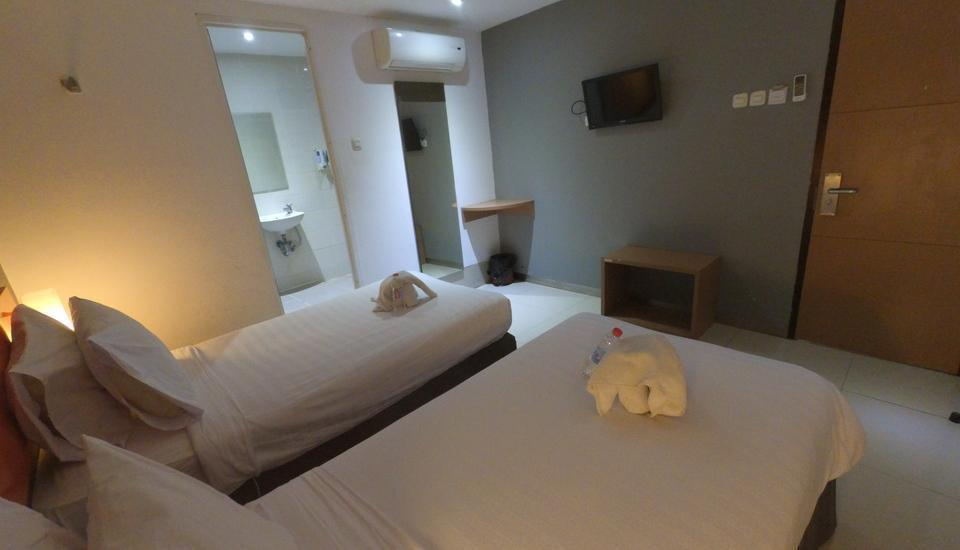 City One Hotel Semarang - DELUXE TWIN