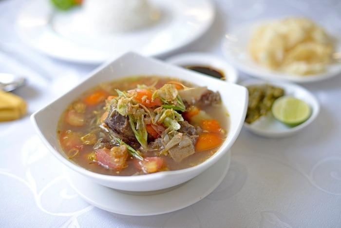The Sahira Hotel Bogor - Food