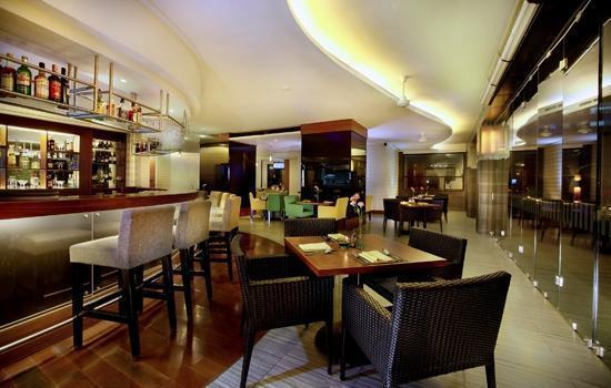 Hotel Menara Peninsula Jakarta - The 5th Floor