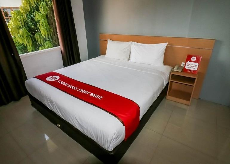 NIDA Rooms Semarang Amarta Raya - Double Room Double Occupancy Regular Plan