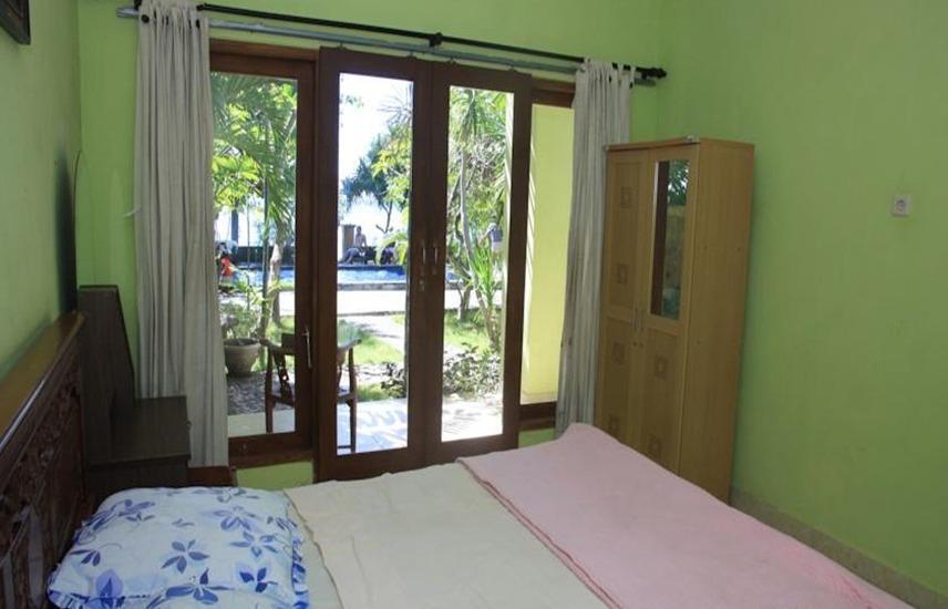 Rising Star Beach Resort Amed Bali - Kamar tamu