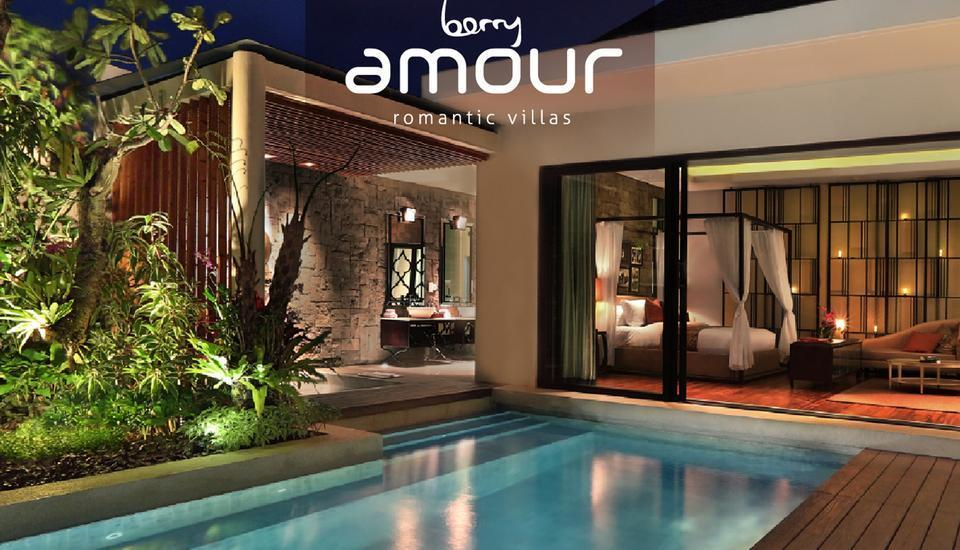 Berry Amour Villas Bali - View