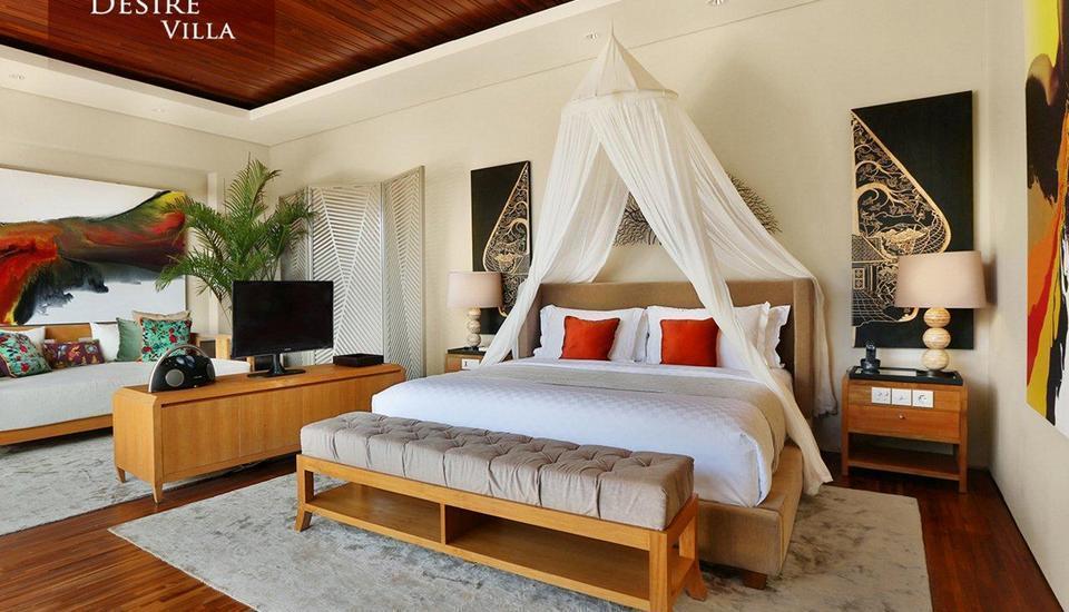 Berry Amour Villas Bali - Desire Villa