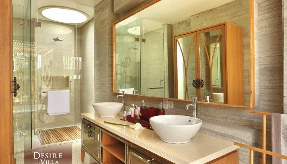Berry Amour Villas Bali - Bathroom