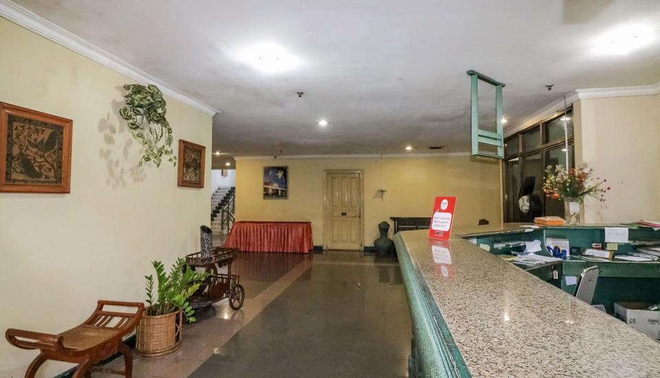 NIDA Rooms Pringgodani 22 Affandi Jogja - Resepsionis