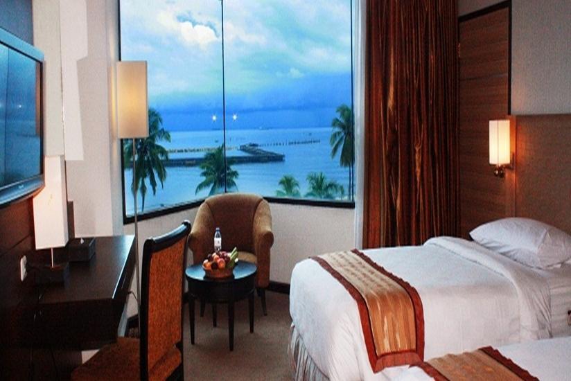 Quality Plaza Hotel Makassar - Kamar Deluxe