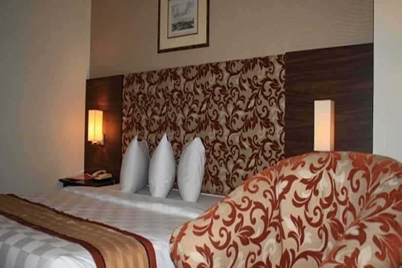 Quality Plaza Hotel Makassar - Kamar Standard