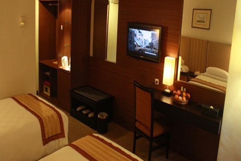 Quality Plaza Hotel Makassar - Kamar Superior
