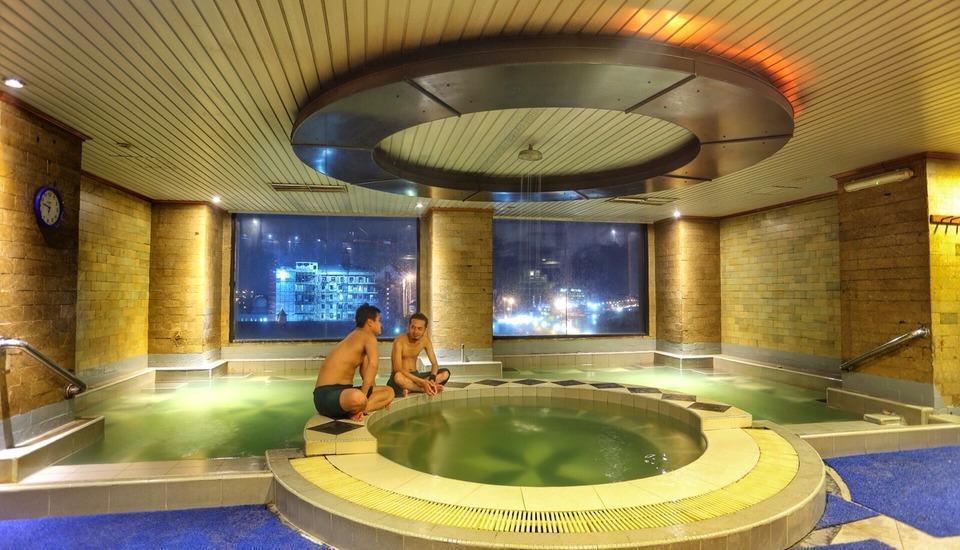 Quality Plaza Hotel Makassar - Whirpool