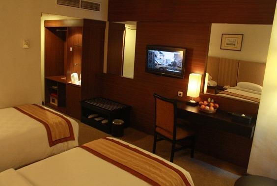 Quality Plaza Hotel Makassar - Superior Room