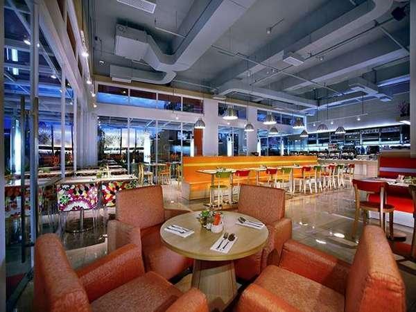 Zuri Express Lippo CIkarang - Lounge