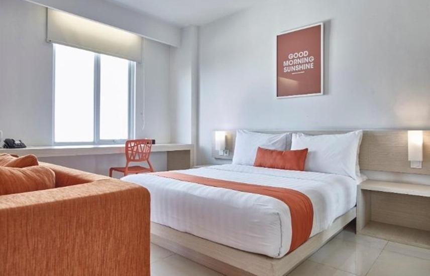 Zuri Express Lippo CIkarang - Express Double Room Regular Plan