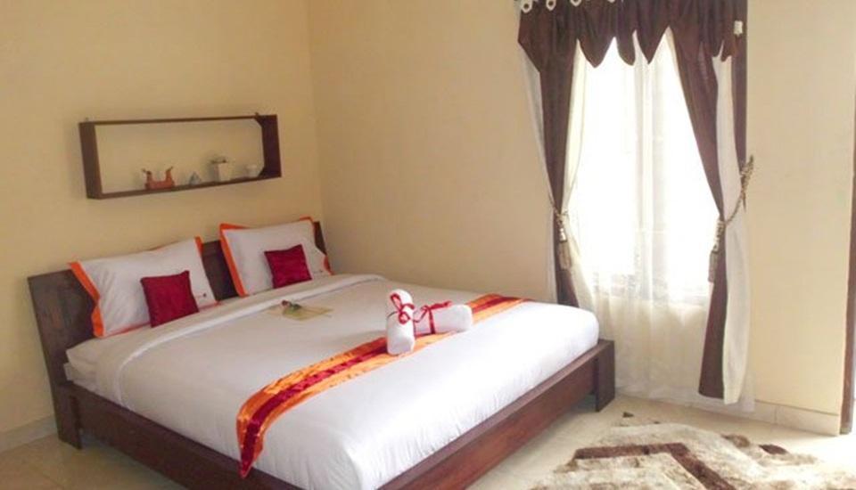 Simply Homy Guest House Monjali 3 Yogyakarta - Kamar tamu