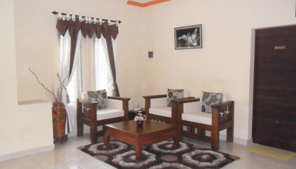 Simply Homy Guest House Monjali 3 Yogyakarta - Ruang tamu