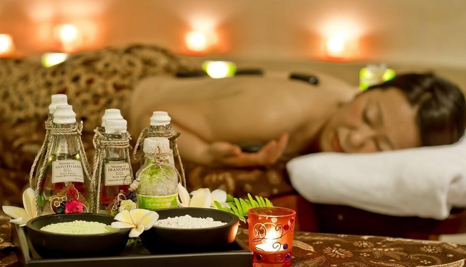 Bali Rani Hotel Bali - Pijat
