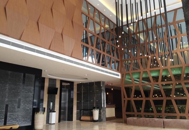 Eska Hotel Batam - Interior