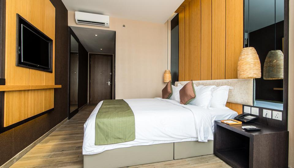 Eska Hotel Batam - Wellness King/Twin Bed Rooom Regular Plan