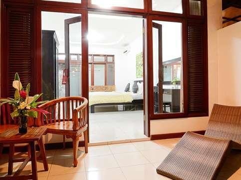 Villa Bunga Bali Bali - Studio Apartment