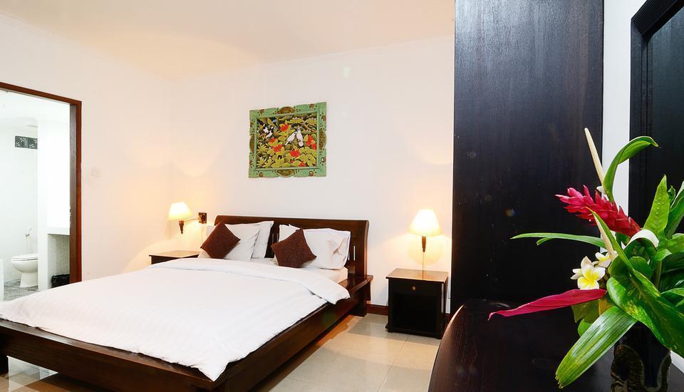Villa Bunga Bali Bali - Kamar apartemen studio