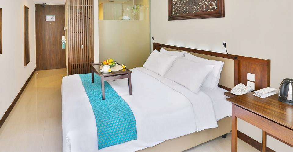 Hotel Terrace at  Kuta - Deluxe  Room Only Hot Deal Promo 25%