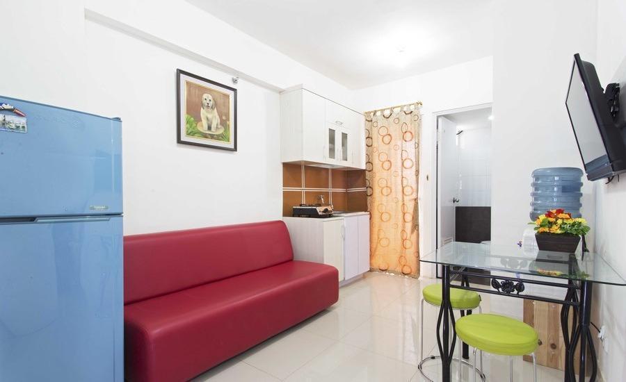 RedDoorz Apartment @Green Pramuka Jakarta - Interior