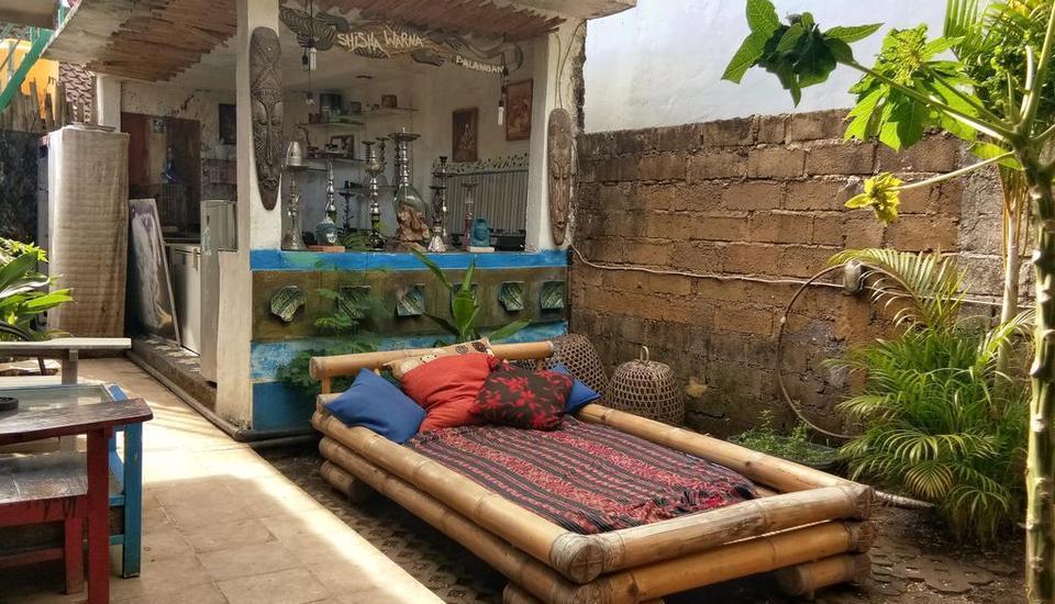 Rumah Warna Bali Bali - Interior