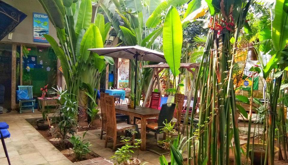 Rumah Warna Bali Bali - Eksterior