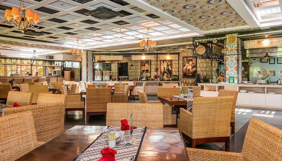 ZEN Premium Uluwatu Complex Bali - Restoran