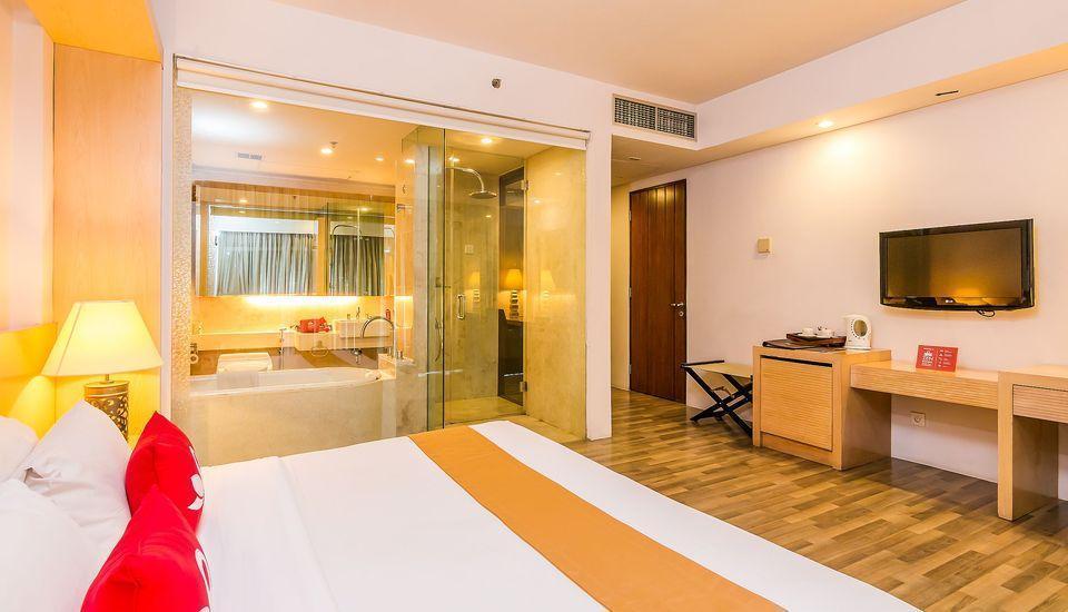 ZEN Premium Uluwatu Complex Bali - Tempat Tidur Double