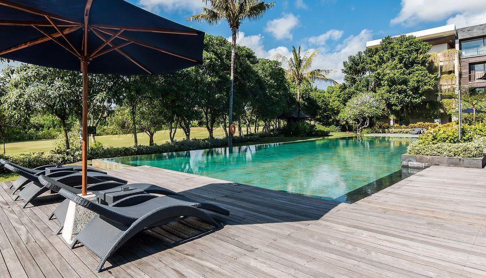 ZEN Premium Uluwatu Complex Bali - Kolam Renang